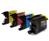Brother Compatible Ink Cartridges - LC1280CMYK - 4 item Multipack