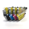 LC3213 Cyan, Magenta, Yellow & Black Compatible Ink Cartridges LC-3213