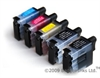 Brother Compatible Ink Cartridges  5 Item Multipack - CMYK+Bk of LC09 / LC41 / LC47 / LC900 / LC950