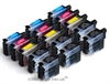 Brother Compatible Ink Cartridges 15 Item Multipack- CMYK+Bkx3 of LC09 / LC41 / LC47 / LC900 / LC950