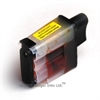 Brother Compatible Yellow Ink Cartridge - LC09Y / LC41Y /  LC47Y / LC900Y / LC950Y