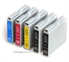 Brother Compatible LC970 Ink Cartridges - 5 Item Multipack