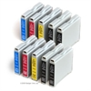 Brother Compatible LC970 Ink Cartridges - 10 Item Multipack