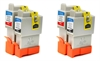 BCI-24B / BCI-24C Black and Colour Canon Compatible Ink Cartridges - 4 item Multipack
