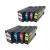 Canon Compatible 2 Full sets of Ink Cartridges - PGI-1500XL - 8 item Multipack