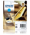 Epson Original Cyan Ink Cartridge Pen and Crossword Series 16