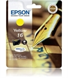 Epson Original Yellow Ink Cartridge Pen and Crossword Series 16