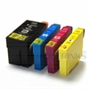 Epson 27XL Set of 4 Compatible Ink Cartridges Alarm Clock Series - 4 item Multipack