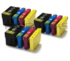 Epson 27XL x3 Full Sets Compatible Ink Cartridges Alarm Clock Series - 12 item Multipack