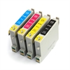 Epson Compatible Ink Cartridges 4 item Multipack - T0445