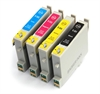Epson Compatible Ink Cartridges 4 item Multi-pack - T0555 / E-555