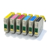 T0807 Epson Compatible Ink Cartridges 6 item multipack - TO807 / E-807