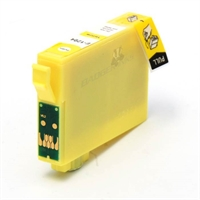 T1281 T1282 T1283 T1284 - Epson Compatible Yellow Ink Cartridge Replaces Fox Series T1284