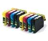 Epson Compatible 8 Item Multipack Ink Cartridges Fox Series T1285