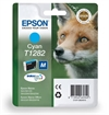 Epson Original Cyan Ink Cartridge Fox Series T1282