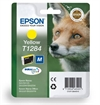 Epson Original Yellow Ink Cartridge Fox Series T1284