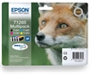 Epson Original 4 Item Multipack Ink Cartridges Fox Series T1285