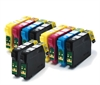 Epson Compatible 10 Item Multipack Ink Cartridges Apple Series T1295 + T1291