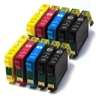 T1636/T1631 Compatible Ink Cartridges Pen and Crossword Series 16XL - 10 Item Multipack