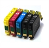 T1816 / T1811 Compatible Ink Cartridges 5 Item Multipack Daisy Series 18XL