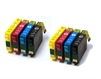 T1816 Compatible Ink Cartridges Daisy Series 18XL - 8 Item Multipack