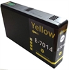 T7014 / E7014 - Epson Compatible Yellow XL Ink Cartridge