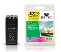 HP15 - HP17 / C6625A Colour Remanufactured Ink Cartridge HP17