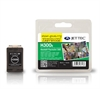 HP300 Jettec Black Remanufactured Standard Size Ink Cartridge H300 HP 300
