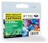 HP300XL Jettec Black Extra Large Remanufactured Ink Cartridge H300 HP 300