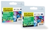HP300XL Jettec Black and Tri-Colour Remanufactured Ink Cartridges H300XL
