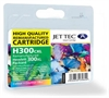 HP300XL Jettec Tri-colour Extra Large Remanufactured Ink Cartridge H300XL