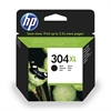 HP 304 High Capacity Black Original Printer Ink Cartridge - HP304XL / N9K08AE