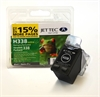 HP338 Black Remanufactured Ink Cartridge H 338