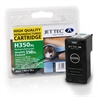 HP 350XL High Capacity Black JetTec Remanufactured Ink Cartridge H 350XL
