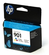 HP901 Colour Original Printer Ink Cartridge