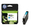 HP 903XL Cyan Original High Capacity Printer Ink Cartridge HP903XL T6M03AE