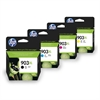 HP 903XL Black, Cyan, Magenta & Yellow Original HP High Capacity Printer Ink Cartridges HP903XL