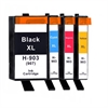 HP 903XL Black, Cyan, Magenta & Yellow Compatible Ink Cartridges HP903XL