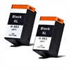 HP 903XL Black Twin Pack Compatible Ink Cartridges HP903XL - 2 item multipack