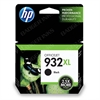 HP 932XL Black Original High Capacity Printer Ink Cartridge - HP932XL