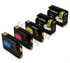 HP932 XL / HP933 XL 2xBlack, Cyan, Magenta & Yellow HP Compatible Ink Cartridges HP932XL HP933XL