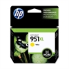 HP 951XL Yellow Original High Capacity Printer Ink Cartridge - HP951XL