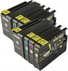 HP950XL - HP951XL x2 Sets Compatible Printer Ink Cartridges - 8 item Multipack