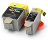 Kodak 30 Black & Colour Compatible Ink Cartridges - 2 item Multipack