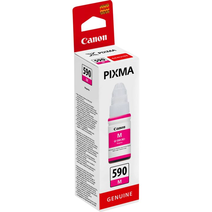 GI-590 Magenta Original Canon Printer Ink Bottle 1605C001